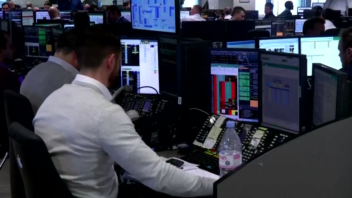 WATCH: Some banks think working from home is here to stay and are shedding office space as a result. Others want staff back at their desks the minute lockdowns end https://t.co/UGVP6P98Zo https://t.co/mfnbYm9umI