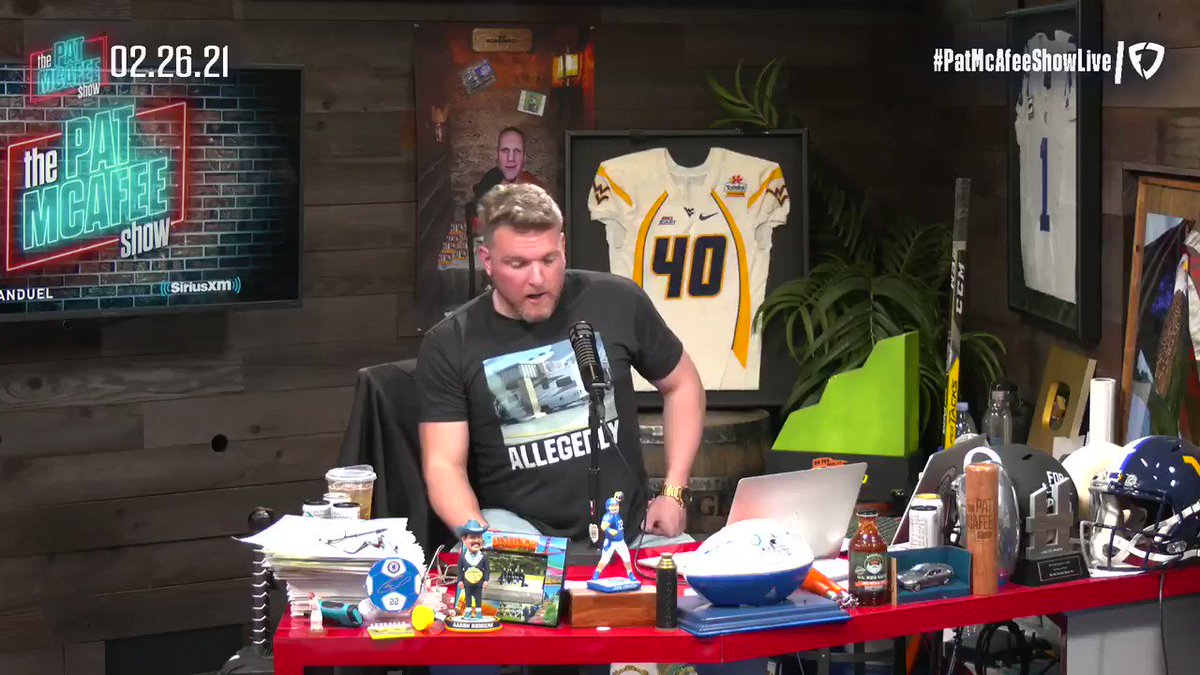 It was an interesting list of teams that Russell Wilson would allegedly accept a trade to #PatMcAfeeShowLIVE