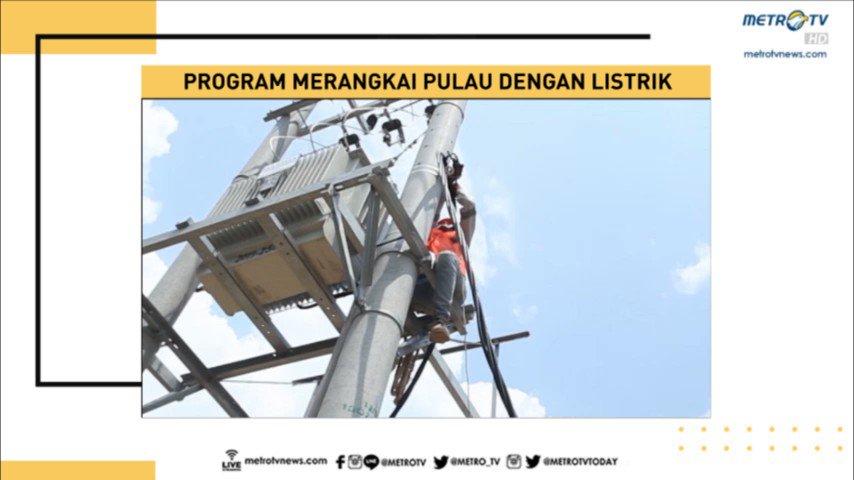 Masyarakat Pulau Sembulang, Kepulauan Riau, kini dapat menikmati aliran listrik sehari penuh setelah berpuluh tahun hanya dapat memanfaatkan aliran listrik di waktu malam. #SPIMetroTV #KnowledgetoElevate