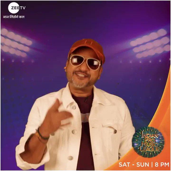 #IPML ke liye dikha kar apni excitement, #SajidKhan ne diya apne supporters ko ek khaas message. Dekhiye #IndianProMusicLeague Sat - Sun, sirf #ZeeTV par.  #IPMLonZeeTV #MusicUnchaRaheHamara #SMULEDelhiJammers  #QnA @SajidMusicKhan @smuleindia @ipmlofficial @MYFMIndia @bigfmindia