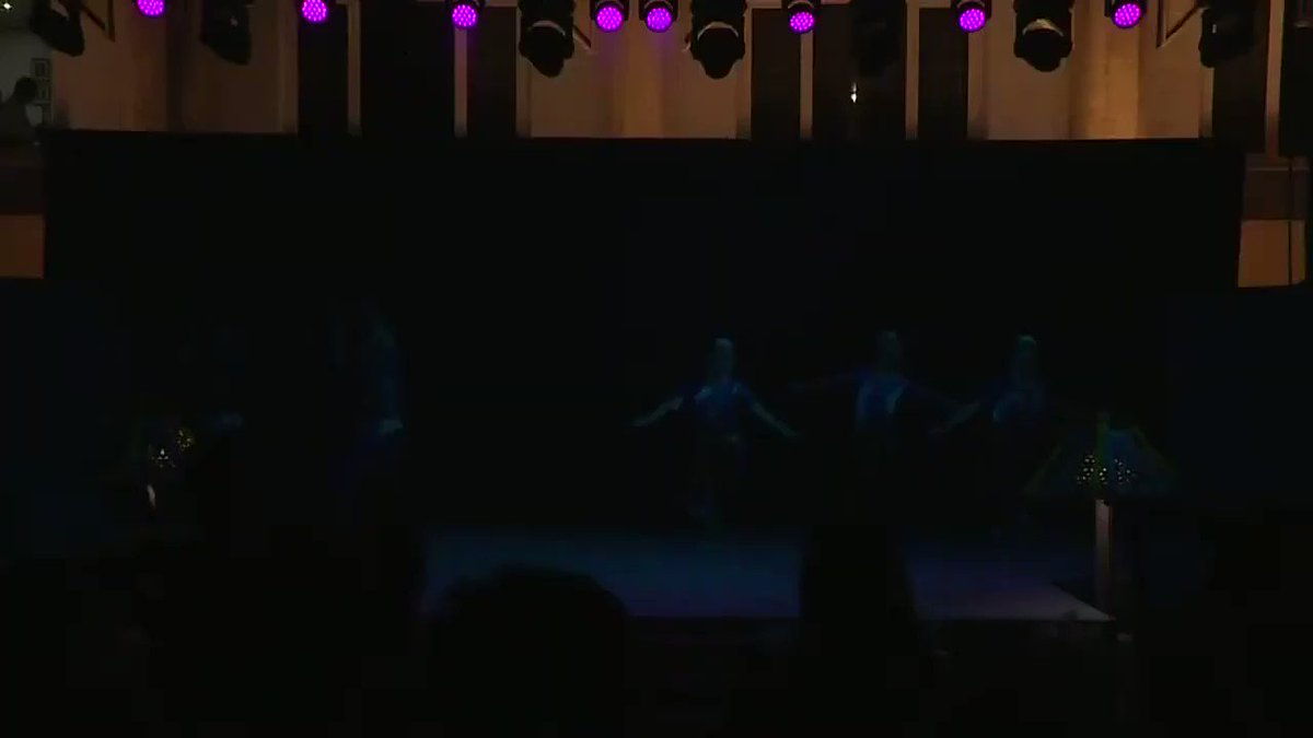 Tarrana, a fast paced juxtaposition of Odissi and Bharatnatyam with crisp movements was performed with utmost charm and enthusiasm. Watch the full video for a graceful performance presented at #IndianCulturalEvening. To watch the full event, click here: youtu.be/UUozP0xAros.