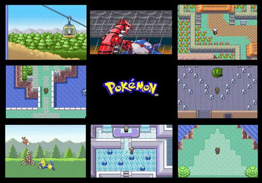 The year is 2003.  The Hoenn horns greet you as you boot up your game. You're picking out the perfect spot for your Secret Base. You can't wait to decorate it.  Life is good.  #PokemonDay