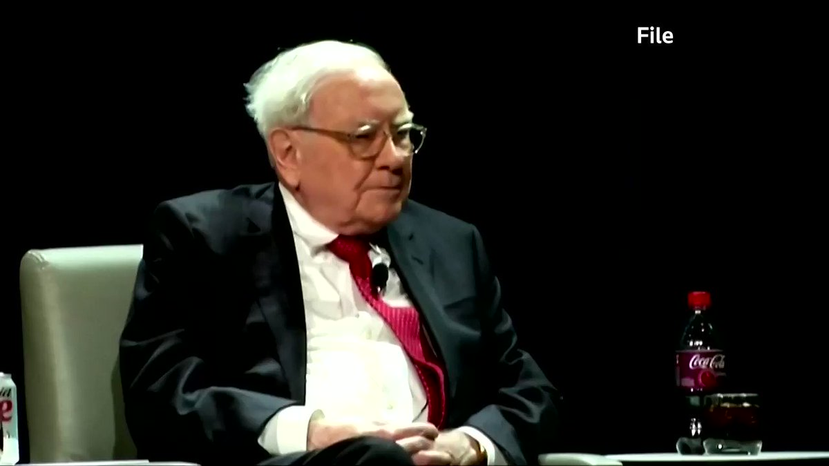 'Never bet against America': The pandemic couldn't dampen Warren Buffett's enthusiasm for the future of America and his conglomerate Berkshire Hathaway, which he expressed in his annual letter to investors. Read more https://t.co/uYdo7NuSSZ https://t.co/jerAqR9tjP