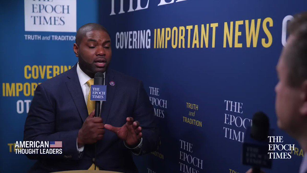 They want to legalize all illegal immigrants in the country…without fixing any of the issues. The U.S. must secure its border first and modernize its green card & visa programs before looking at legalizing illegal immigrants, says Rep. @ByronDonalds. #CPAC2021 @CPAC