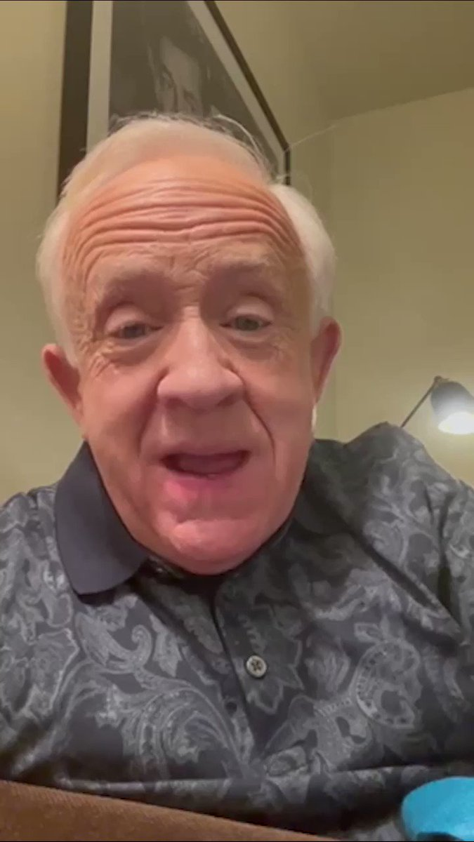 .@theLeslieJordan is going to be here tomorrow! You really don't wanna miss it.
