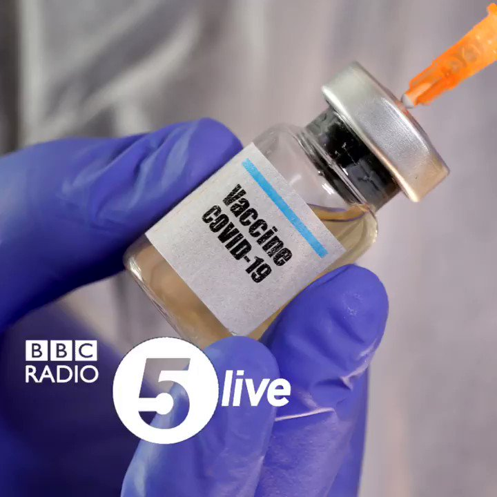 🎙 How quickly can we get a vaccine tested and regulated and into arms? Professor @LawrenceYoung11 tells @NickyAACampbell we could see booster shots against any new Covid variants that are resistant to the current vaccines 💉 📲 bbc.in/3q3mY9x 🎧 @BBCSounds