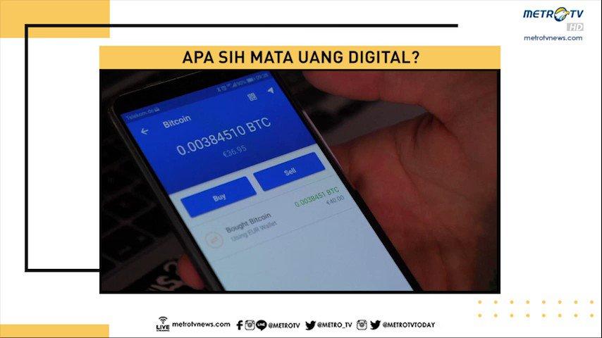 Bank Indonesia tengah mengkaji mata uang digital atau central bank digital currency. Seperti apa mata uang digital ini? Bagaimana penggunaan dan juga peredarannnya? #SPIMetroTV #KnowledgeToElevate