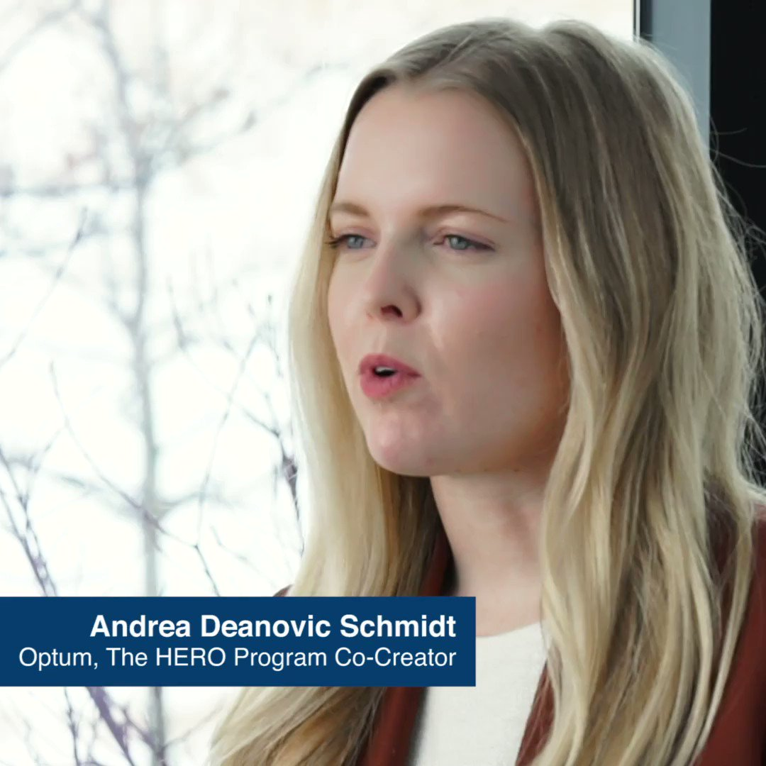 Driven, innovative and bold. These are just a few words that describe the women of UnitedHealth Group. Hear Andrea's story & the advice she has for others seeking to make HERstory: . #WomensHistoryMonth