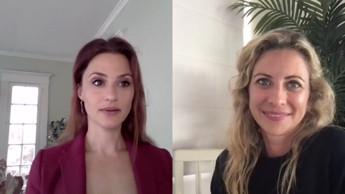 What does it take to design the future of travel? @HollyBranson chatted to Sara Luchian, Director of Passenger Experience at @VirginHyperloop. Watch the full interview:  #VirginFamily