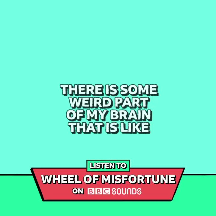 Have you ever spoken to a stranger who turned out to be a leprechaun? 😂  Kemah Bob joins @AlisonSpittle & @FernBrady to talk 'Stranger Danger' on brand new Wheel of Misfortune 🎧