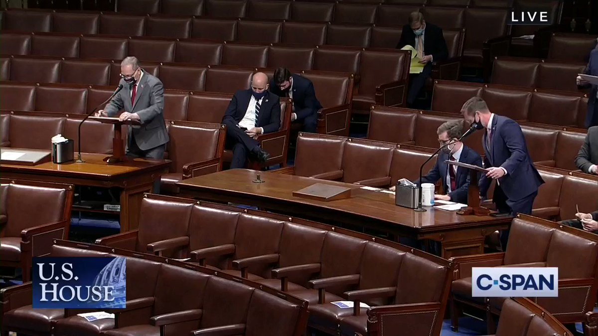 """""""My colleagues across the aisle want to ensure that we never have an honest election again. #HR1 is a dubious path in which they wish to embark. If we do not stop it, it will become increasingly difficult to depart to better road that actually restores trust"""" @RepAndyBiggsAZ"""