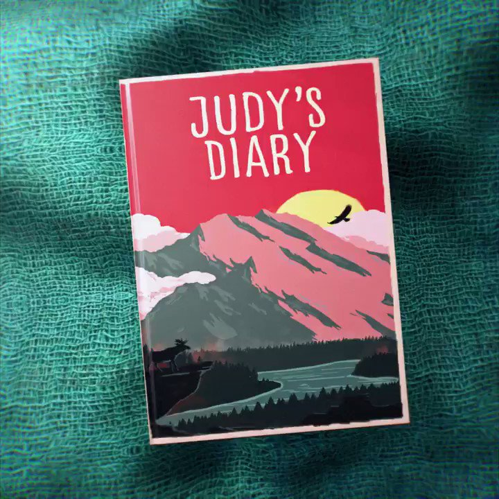 Replying to @GreatNorthFOX: Usually it's frowned upon to read someone's diary so here's your free pass!
