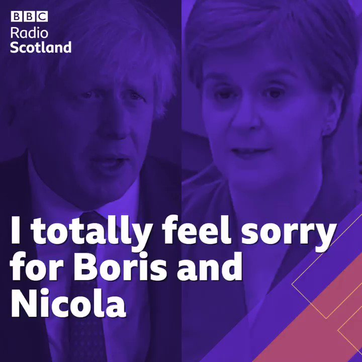 "Stephanie called @Rajdeep1 last week to say she feels ""sorry for Boris and Nicola""  Have your say on tonight's big topics, the lines are open now  ☎️  08085 92 95 00 📱 80295  #DebateNightExtra from 11:30pm -"