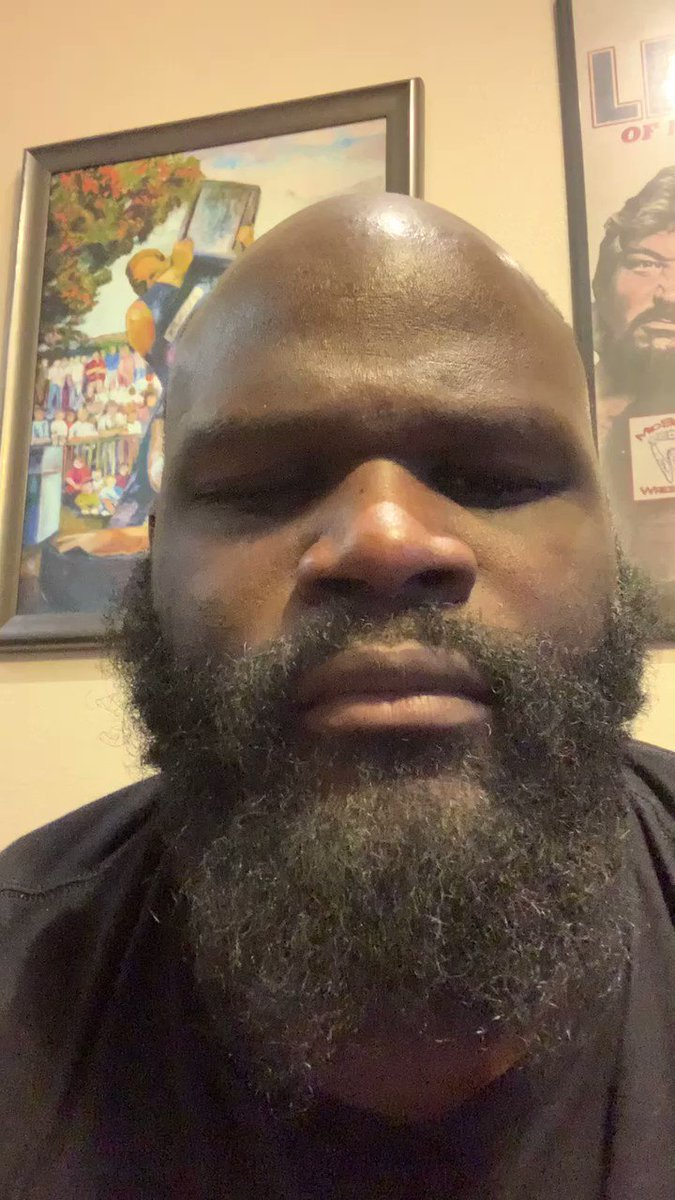 🎉 🎉 @TheMarkHenry is ready for a celebration 🎉 🎉 The Worlds Strongest Man shares some powerful words on @fightbobbys #WWETitle win!