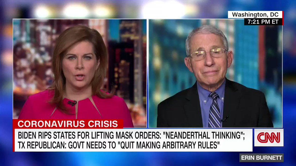 """Dr. Anthony Fauci says he was not aware at the time that then-President Trump received the Covid-19 vaccine at the White House. """"It was unfortunately a lost opportunity, because he could have gotten a lot of people who are hesitant about getting vaccinated, vaccinated."""""""
