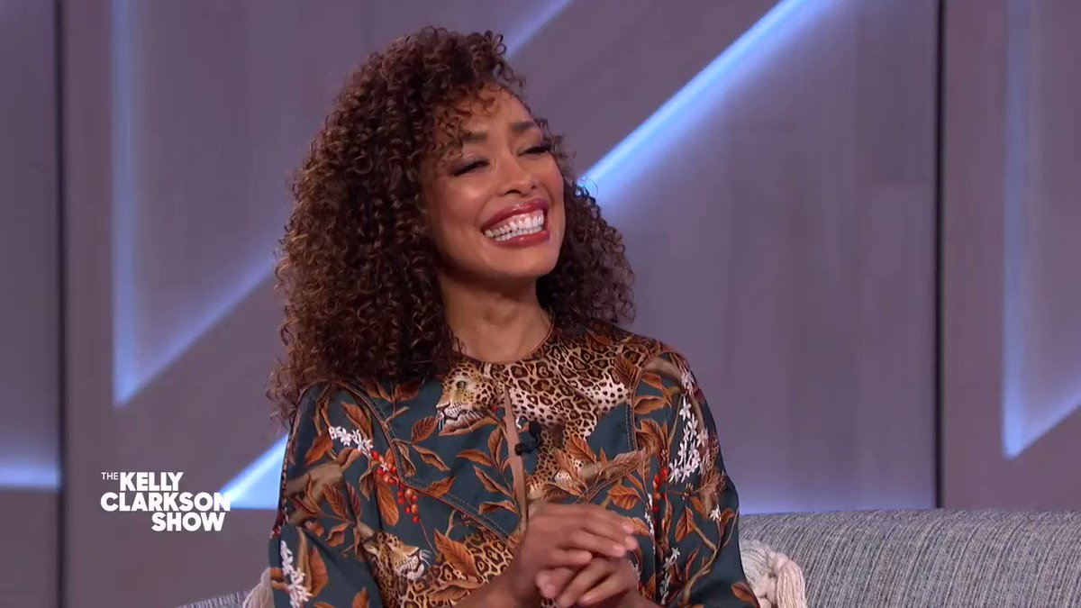 She may play a paramedic on @911LoneStar, but @ginatorres might not be the best person for the job IRL 😬 Hear more behind the scenes stories and find out how she's working to change minds in Hollywood today on Kelly!