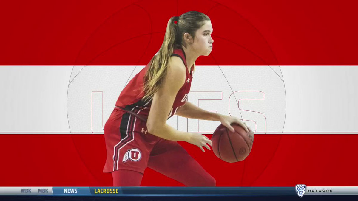 Kemery Martín had a solid first half for the Utes! ♨️  She's the @Jockey Difference Maker so far in this matchup.  Watch now ⤵️ 📺 Pac-12 Network 📲   #Pac12WBB | @UTAHWBB | #ThereIsOnlyOneJockey