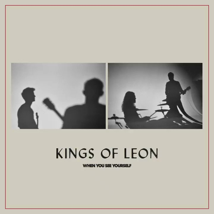 """Life is the vein that runs through this album.""  #WhenYouSeeYourself from @KingsOfLeon is here.  Listen to their 8th LP and read the track-by-track covering every song:"