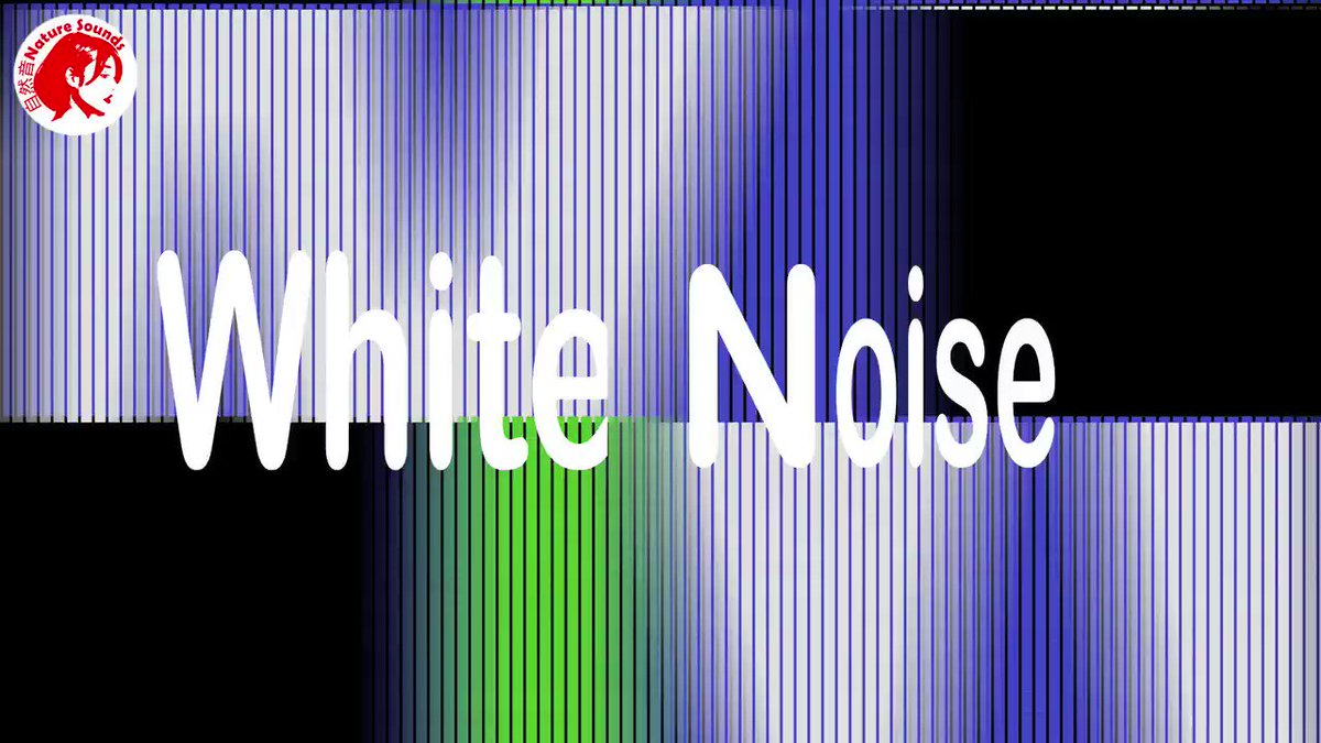 - White Noise  -   -  #Redio #BackgroundNoise #frequencies #AudioSynthesis #TV #static # #fantasy #Ambient #Sounds #ASMR #DigitalArt #Adobe #AfterEffects