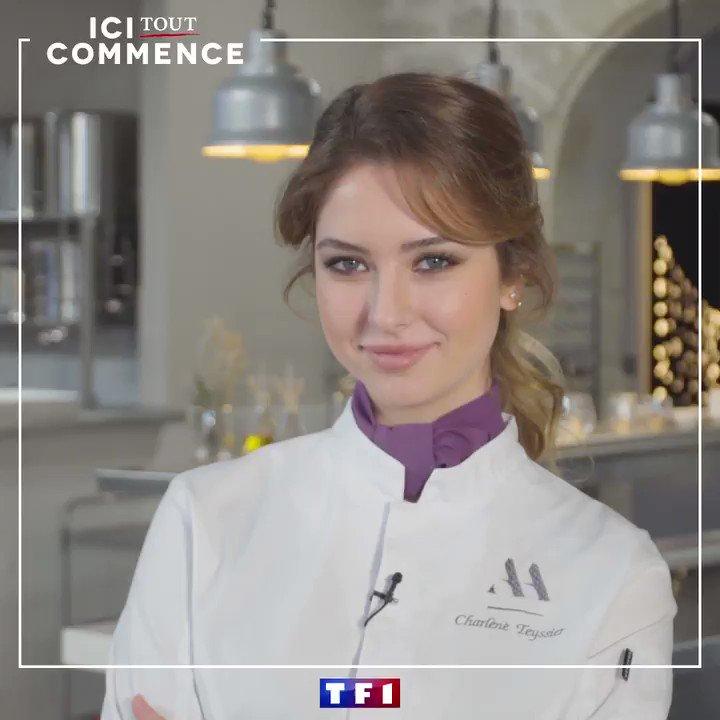 """#IciToutCommence Vous êtes plutôt team pizza ou team pâtes ? Les comédiens d'@ITC_TF1 répondent ⬇ Spoiler : Quelqu'un a répondu """"Une pizza aux pâtes"""" 😅 https://t.co/03D7UHnsZU"""