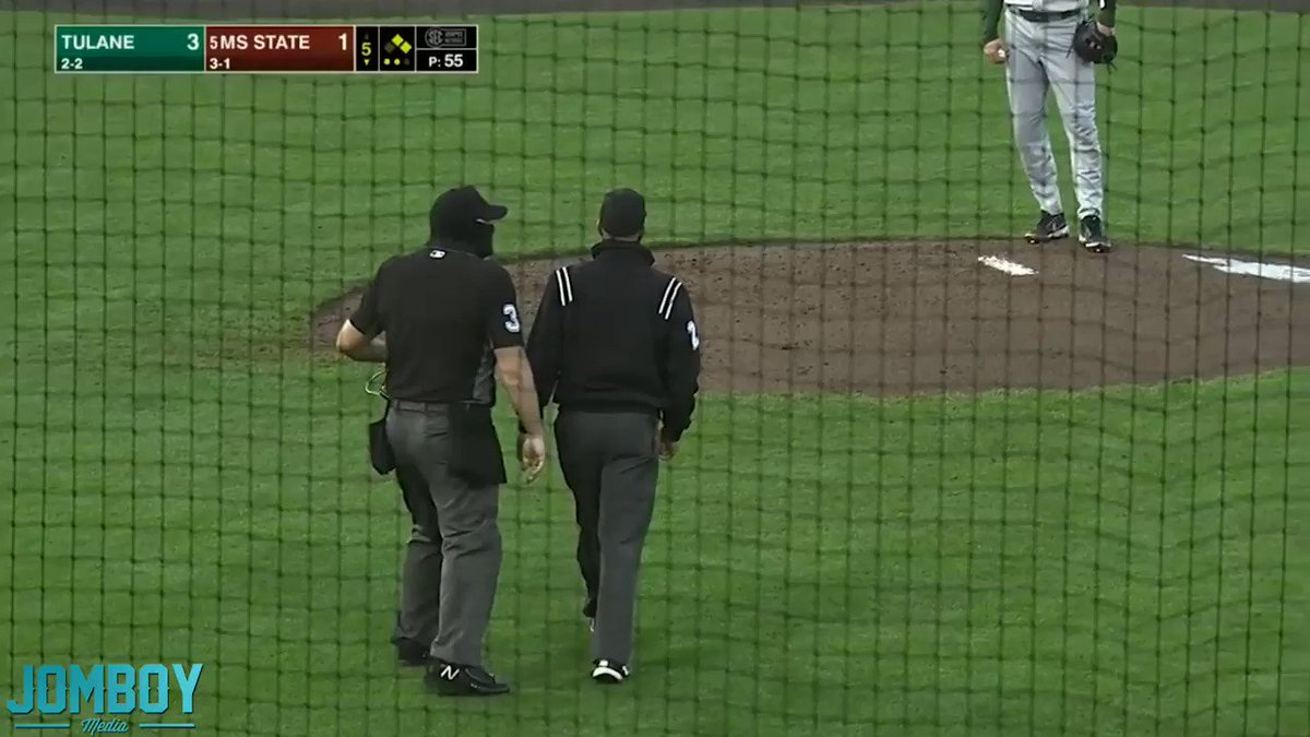 Tulane Pitcher, Braden Olthoff Accused of Using Pine Tar by Mississippi State, a breakdown