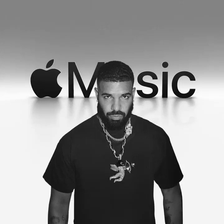 "Today on #RapLife: ""What's Next""  @drake. Listen now."