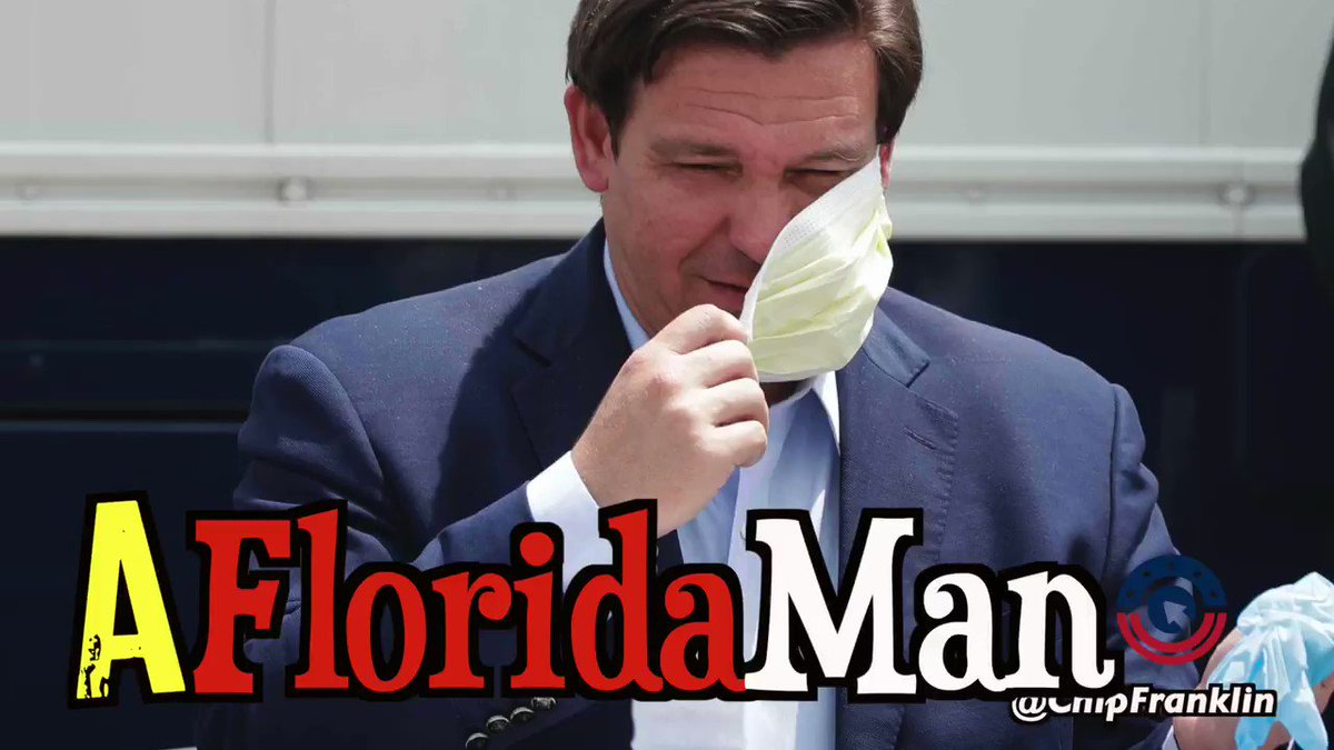 Ron Desantis hid Covid data from the public, shunned mask mandates, and then sent vaccines to his richest supporters.  Retweet if you agree #DisgracefulDesantis must resign.  Video by Really American host @chipfranklin https://t.co/kk7bAzad8H