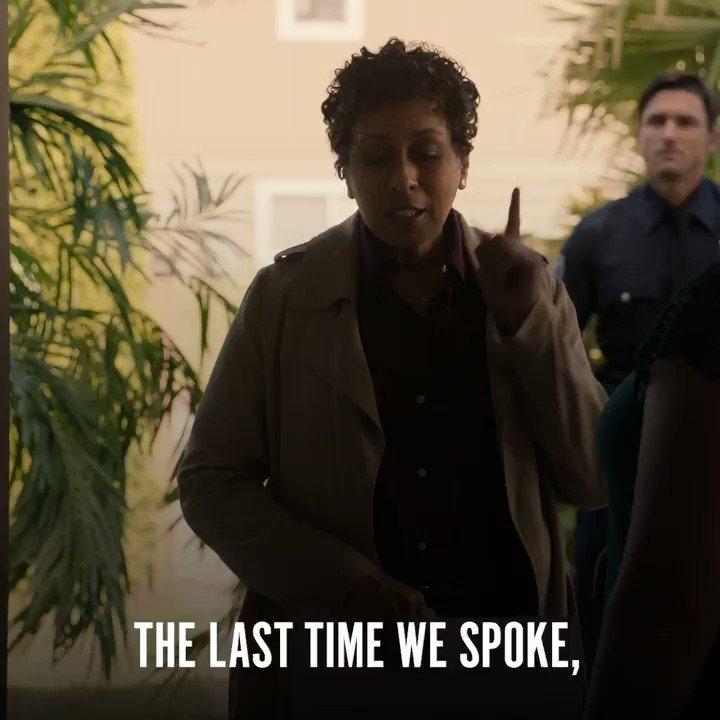 The investigation continues… @DianeNeal @TheRealTTunie #CircleOfDeception #AnnRule