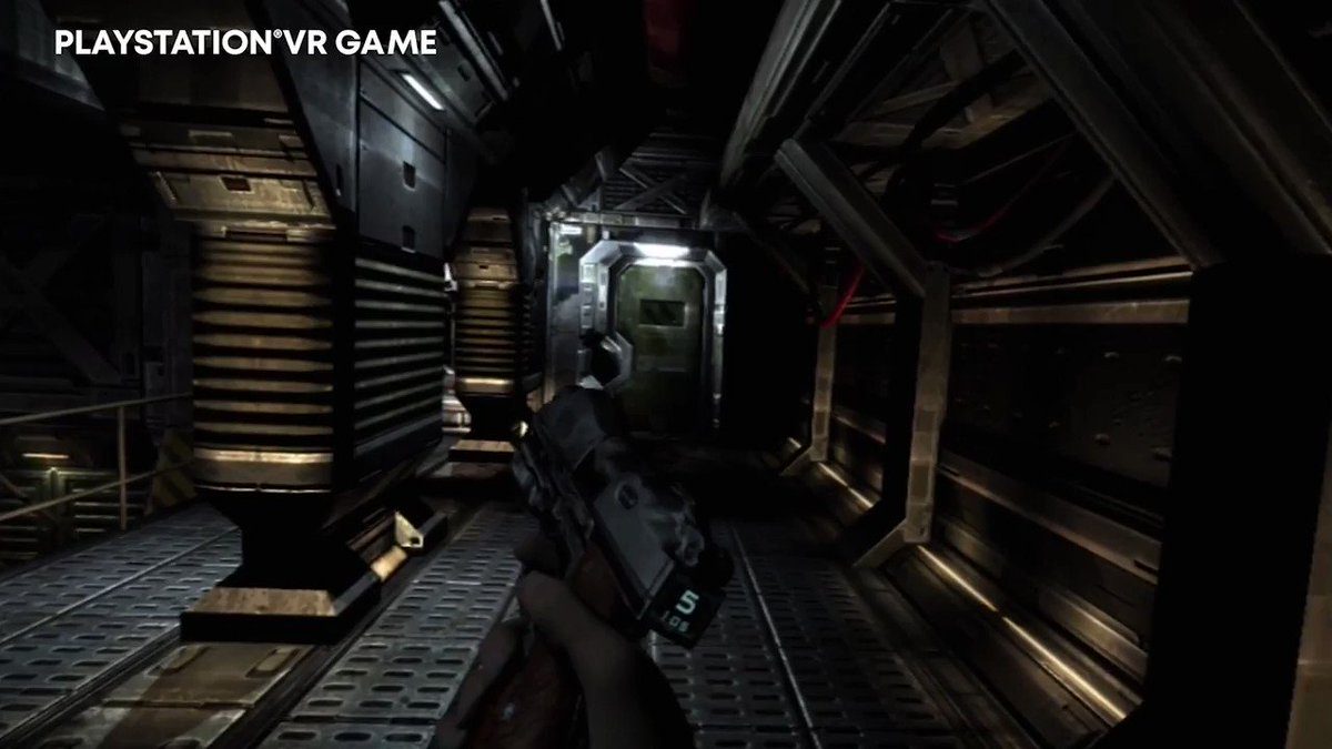 Doom 3: VR Edition rips and shreds onto #PSVR March 29. Don't miss the hellish new trailer: