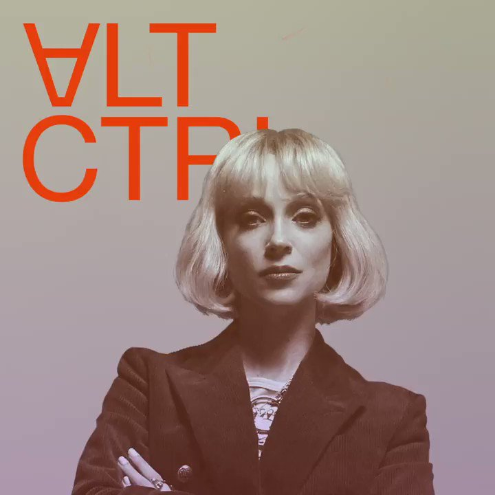 """#PayYourWayInPain speaks to the way a lot of people feel right now.""  Listen to new @st_vincent on #ALTCTRL:"