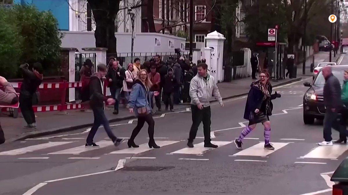 The famed Abbey Road Studios launched an online festival called 'Equalise' to inspire future generations of female artists, producers and engineers https://t.co/0TBGbiJXuy https://t.co/icGPpxYIq1