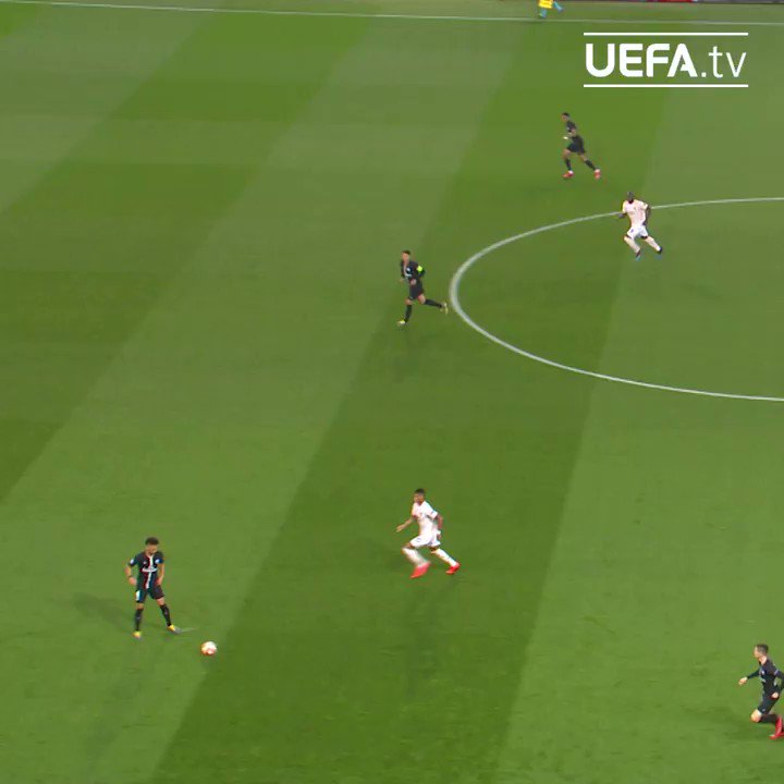 📅 #OTD in 2019... ⏪ Paris 1-3 Manchester United   ⚽️ Bernat, Lukaku (2), Rashford   @ManUtd | #UCL