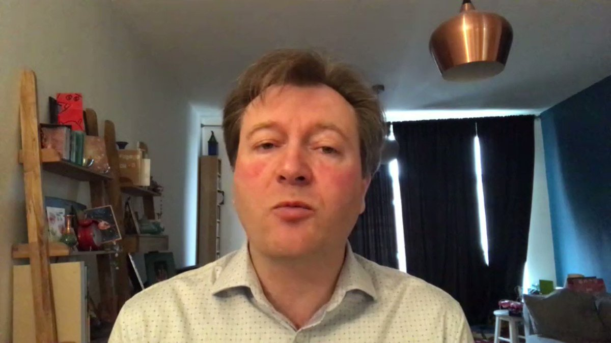 """""""What I don't know is whether it's a warning-shot threat""""  Richard Ratcliffe, husband of Nazanin Zaghari-Ratcliffe, says he hopes a new court case won't prevent her release, after her prison sentence in Iran ended yesterday.   #R4Today"""
