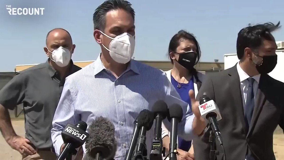 """Rep. Pete Aguilar (D-CA) hits the GOP during Dem border visit:  """"While Republicans want to talk about Mr. Potato Head and Dr. Seuss, we are focused on delivering solutions for our communities."""" https://t.co/7jaGFReG2I"""