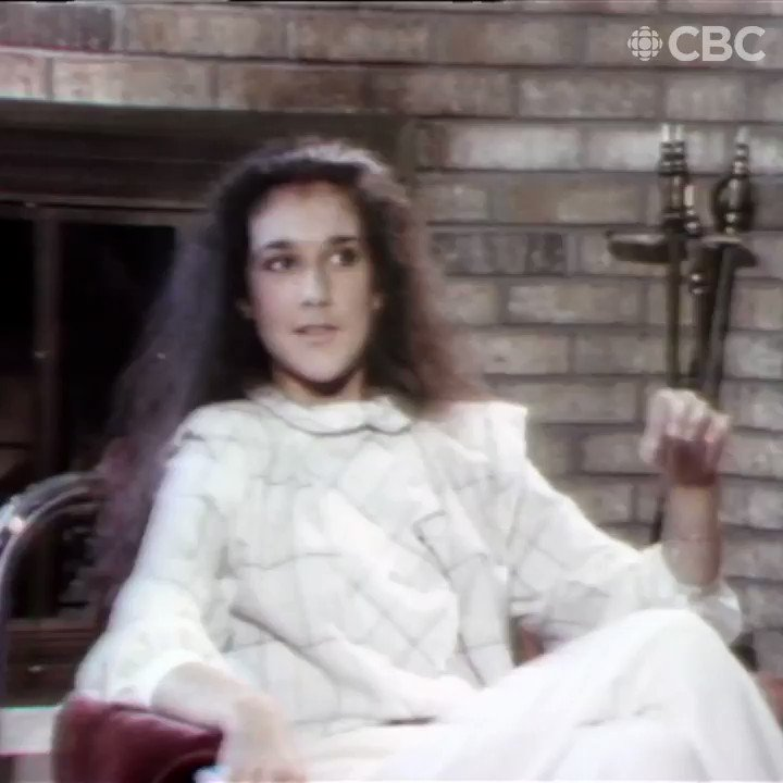 CBC - Happy Birthday Celine! This is her first English interview on @CBCTheNational  in 1983 around when she hit it big in France and Quebec before conquering THE WORLD. And if you've ever wanted to see her wearing a Montreal Expos uniform, stick around until the end.