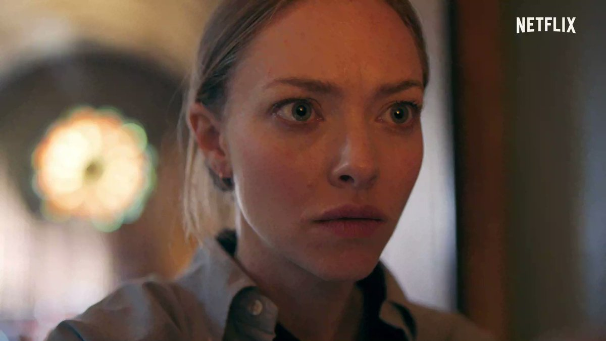 Amanda Seyfried and James Norton star in chilling Netflix thriller Things Heard & Seen