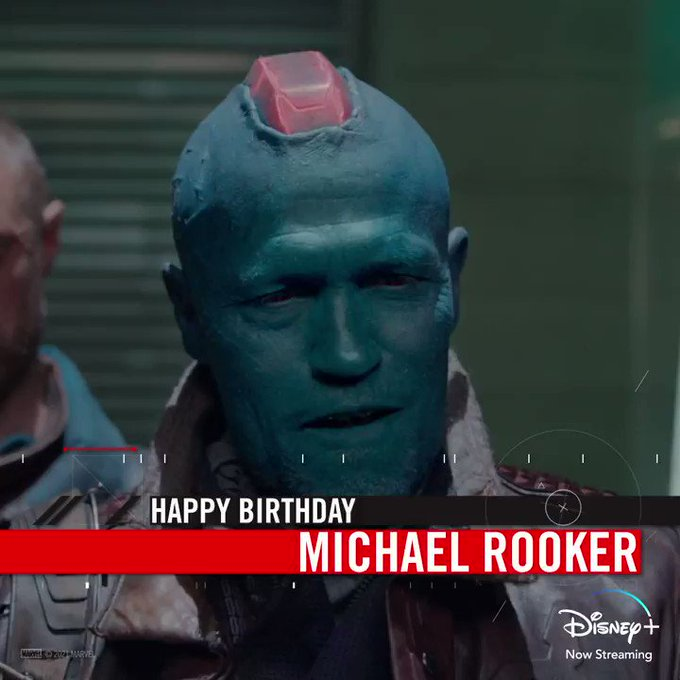 Don t forget to wish this pretty little angel a happy birthday! Happy birthday Michael Rooker!