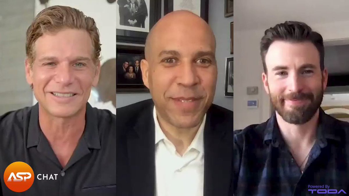 WATCH NOW: Join @ChrisEvans, @MarkKassen, and @SenBooker as they discuss police reform, how to rebuild community trust in officers, the future of reform legislation in the Senate, and more. Watch the full #ASPChat made in partnership with @Newsweek here 👉 https://t.co/ehoyYbbVcO https://t.co/JiEiV9DS02