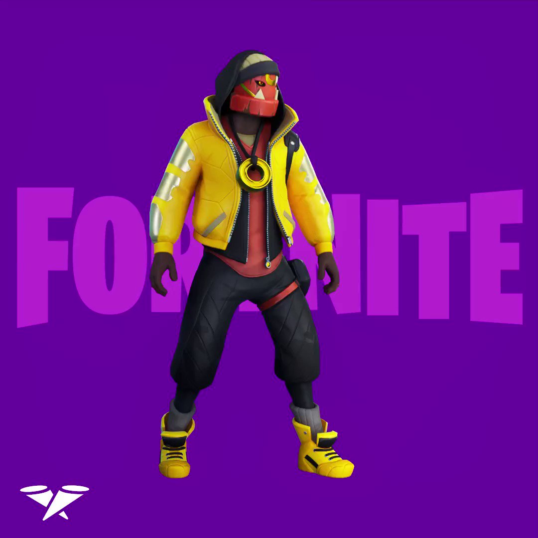 Up, down, fling, and sting.  The Scorpion Flip Emote with moves by Quintrell Hall is in the Shop now! https://t.co/MVG8cYGUcH