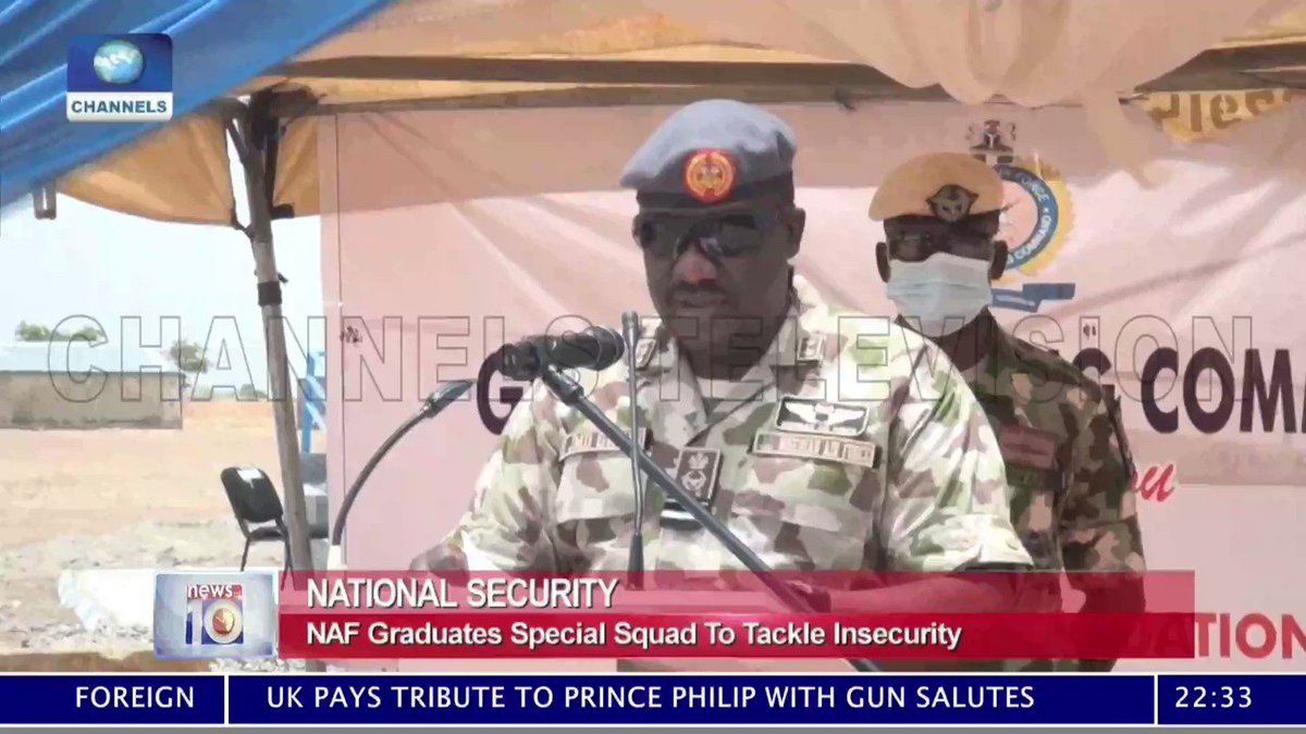 NAF Graduates Special Squad To Tackle Insecurity https://t.co/MQ5rFbSqlk