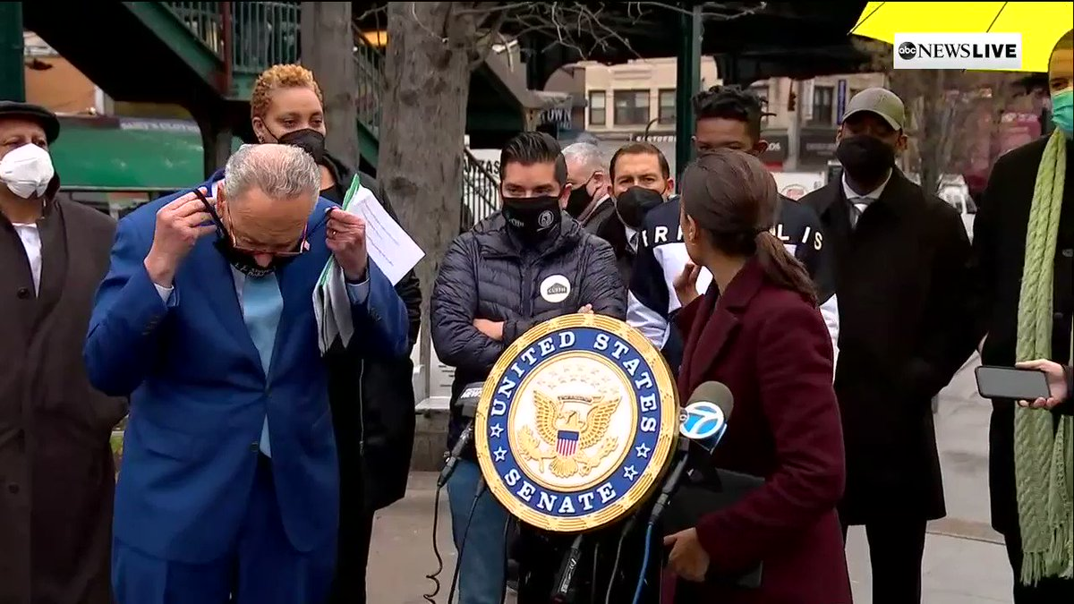 WATCH: Rep. Alexandria Ocasio-Cortez breaks down how people can begin the process of receiving federal financial assistance for COVID-19 related funeral costs. https://t.co/hiFvaR3rC9 https://t.co/EWqXoOdahK