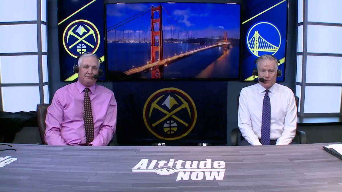 Games continue to come thick and fast for the @nuggets. @chrismarlowe and @scotthastings look forward to the midweek matchup against Miami Heat. https://t.co/FKYytdNzfo