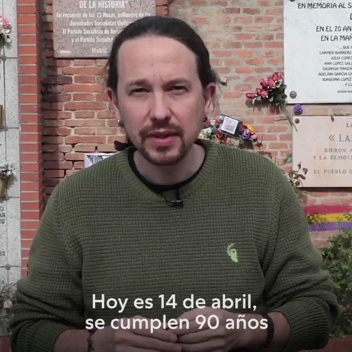 @PabloIglesias's photo on República