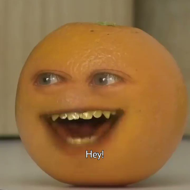 What has @annoyingorange (and @daneboe) been up to? A lot, actually. 🍊→