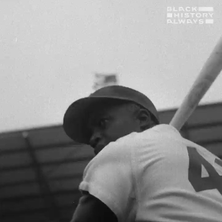 In the same way Jackie Robinson changed the game.   OUR culture is making history 24/7/365.   And we're here to celebrate all of it. #BlackHistoryAlways https://t.co/IHCXdqFM1E