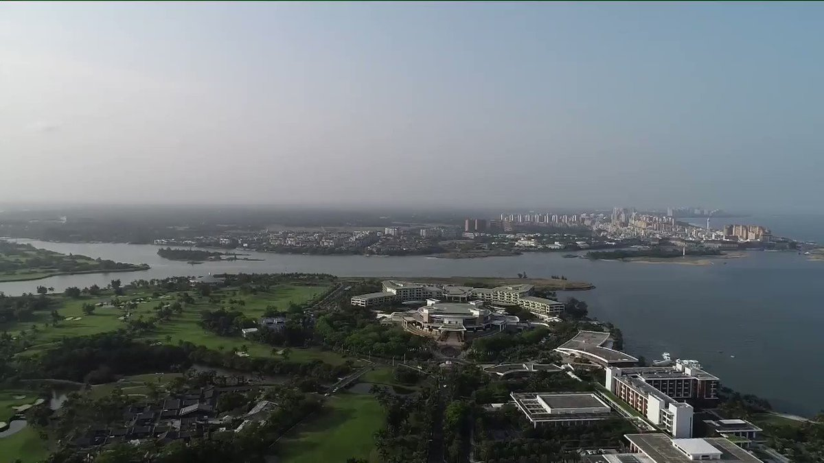 The Boao Forum for Asia (BFA)'s annual conference is underway in Boao in Hainan, China. Find out how the town was reshaped by the forum in 20 years. #GLOBALink
