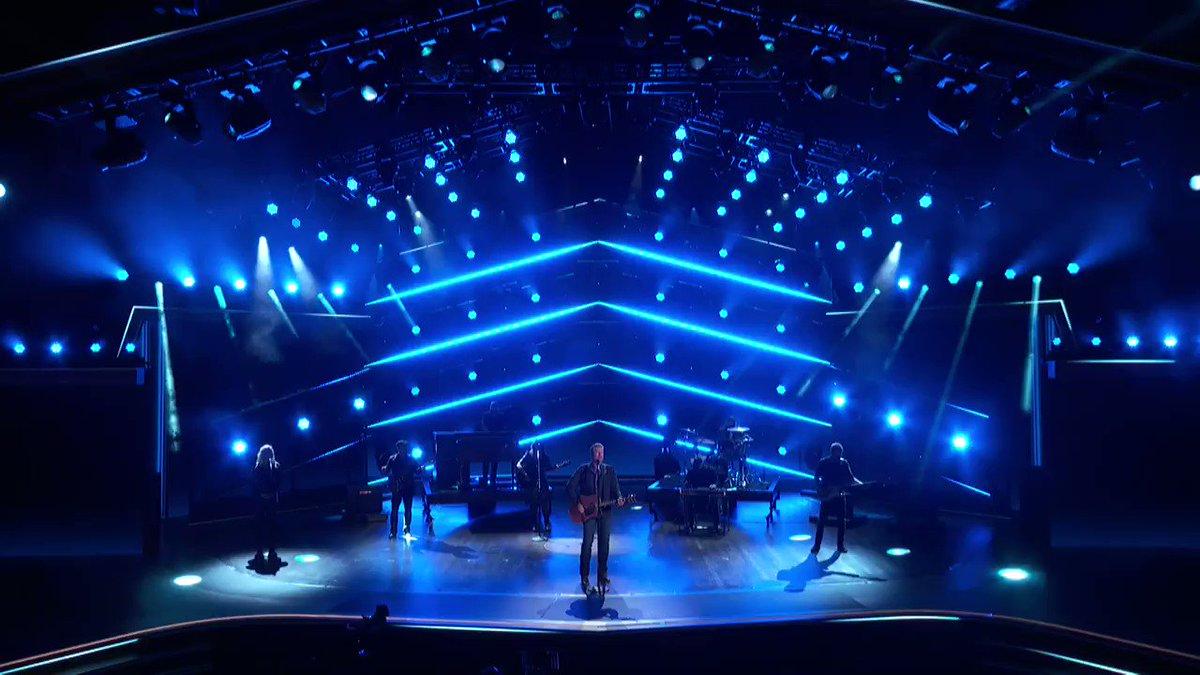 Blake Shelton Honors His Career Origin During His 2021 ACM Performance