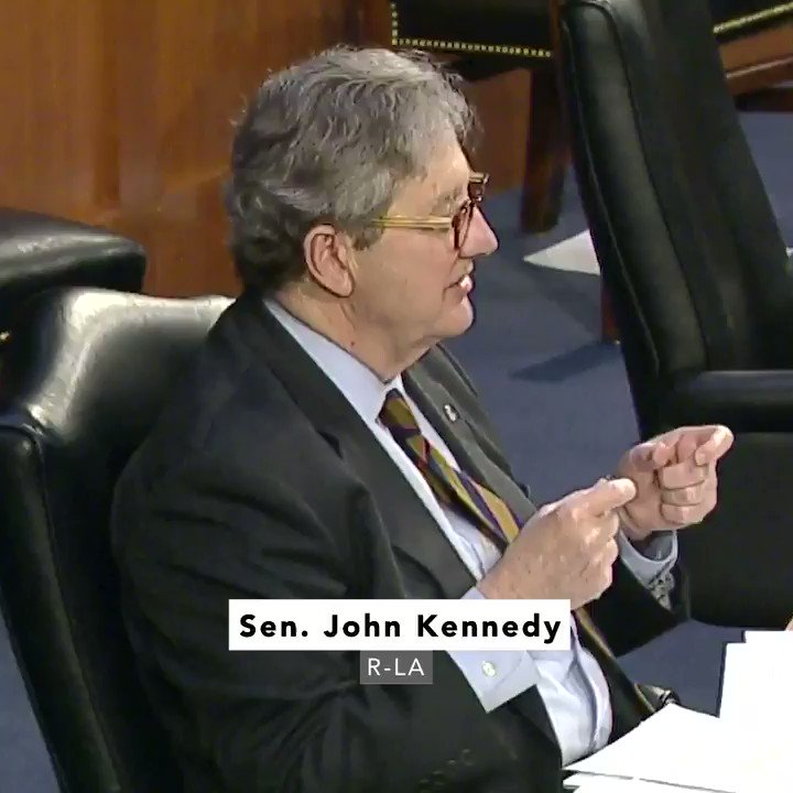 @SenateDems's photo on John Kennedy