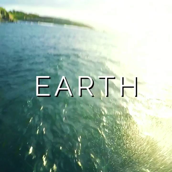 Image for the Tweet beginning: Today is #EarthDay 🌎🌍🌏  Let's remember