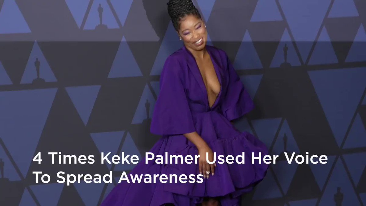 Image for the Tweet beginning: THE RECEIPTS: Keke Palmer is